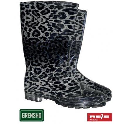 Dámske čižmy značky GRENSHO: BTDWILD (Veľkosť 42, Farba hnedá)