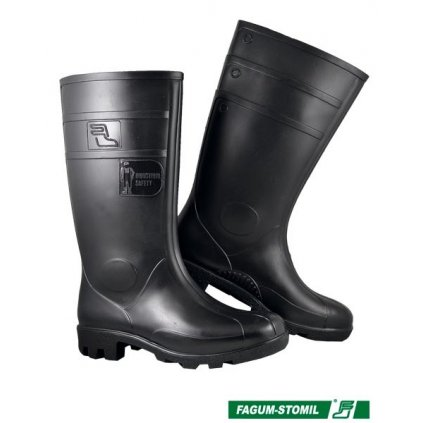 RW00-BFPCVAS13137 B Profesionálna antistatická obuv (Veľkosť 47, Farba čierna)