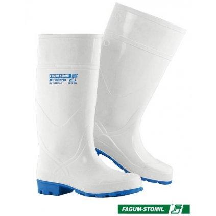 RW00-BFSD13012PRO Pracovná obuv pre potravinársky priemysel (Farba Biela, Veľkosť 44)