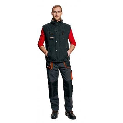 Pánska zimná vesta EMERTON