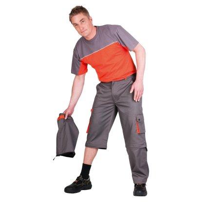 Pánske pracovné nohavice DESMAN 2in1