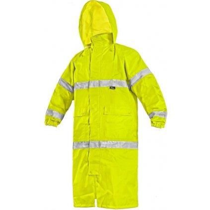 Pánsky výstražný plášť do dažďa BATH