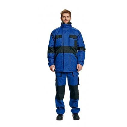 Pánska pracovná zimná bunda MAX 2v1