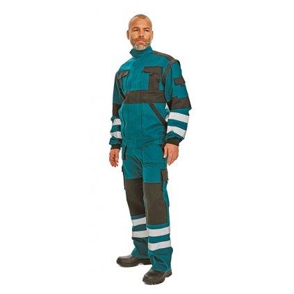 Pánske pracovné nohavice MAX RFLX