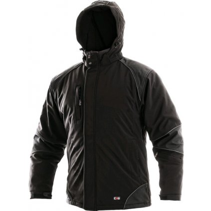 Pánska zimná softshellová bunda ALABAMA