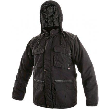 Pánska zimná voľnočasová bunda GEORGIA