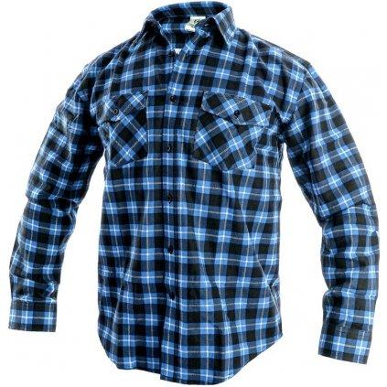 Pánska flanelová košeľa TOM