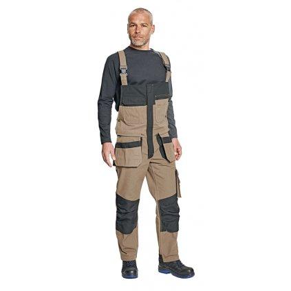 Pánske nohavice s náprsenkou RENMARK 1