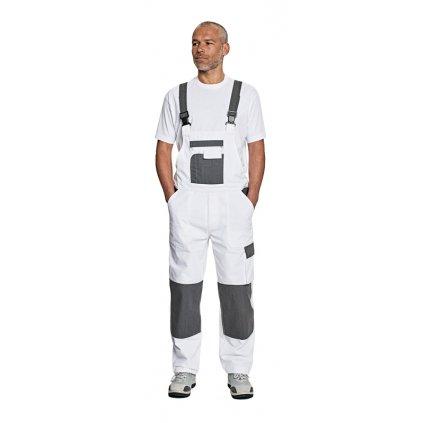 Pánske pracovné nohavice s náprsenkou TAUPO 1
