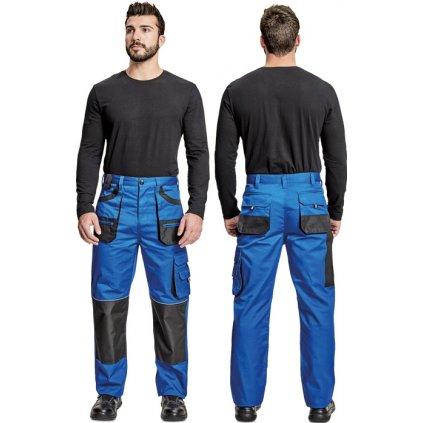 Pracovné nohavice do pása CARL BE 01 003 6