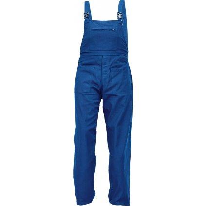 Pracovné nohavice s náprsenkou UDO BE 01 006 1