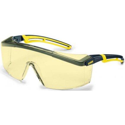 Ochranné okuliare so straničkami uvex astrospec 2.0 9164220