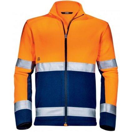 Reflexná bunda UVEX suXXeed oranžová