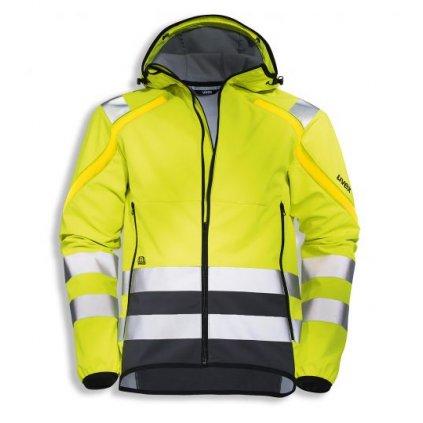 Ochranná softshellová bunda s podsvietením UVEX 89910 1