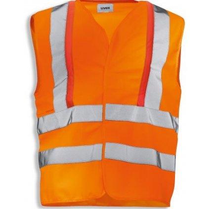 Reflexná vesta oranžová UVEX 89374 1