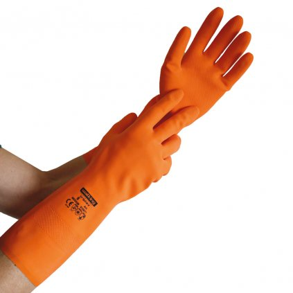 rukavice odolné voči chemikaliám