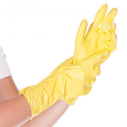 čistiace rukaviceš