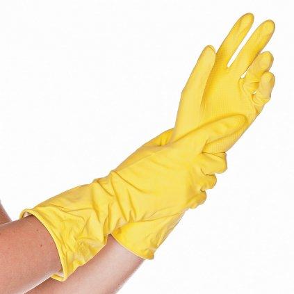 čistiace rukavice