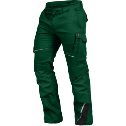 Flex Line, Work trousers zelena