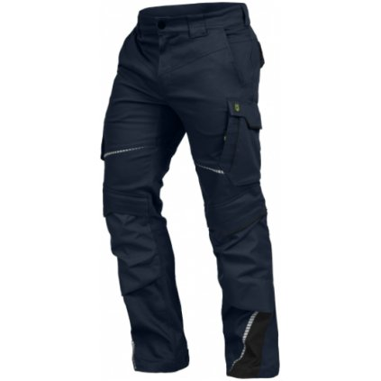 Flex Line, Work trousers tmavomodré