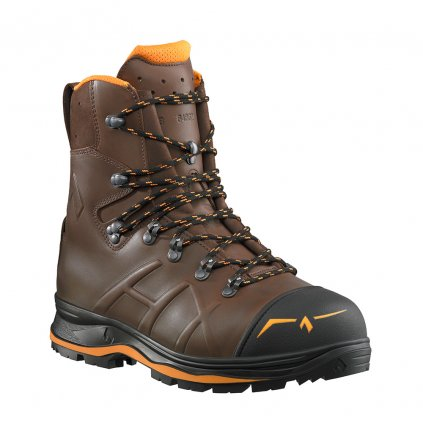 """Bezpečnostná GORE-TEX ESD obuv vysokej kvality s odľahčenou kompozitnou špičkou """"HAIX Trekker Mountain 2.0 S3 38531 """""""