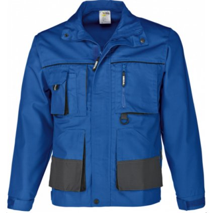 Pracovná bunda Power modrá