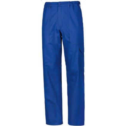 basic nohavice do pása modré
