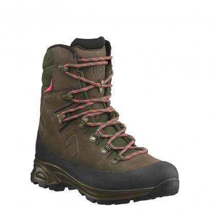 """Dámske pracovné a voľnočasové športovo ladené členkové topánky """"HAIX Nature One GTX 58511 """""""