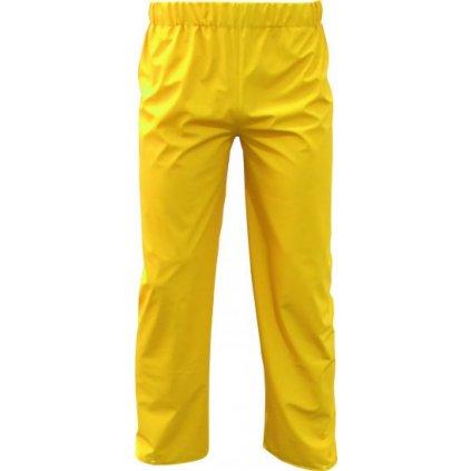 Strečové nohavice pohľad spredu