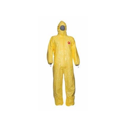 Jednorazový oblek Tychy 2000 C, žltý, vel. 3XL