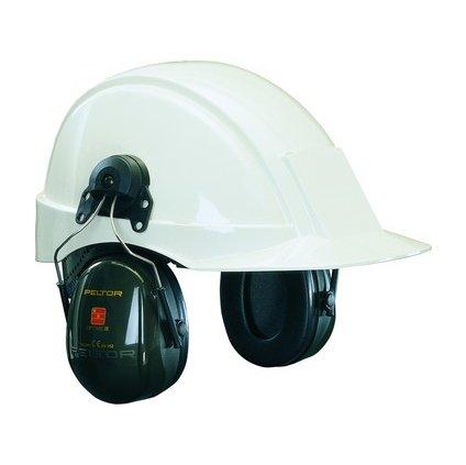 Mušľové chrániče sluchu s úchytmi na prilbu 3M PELTOR H520P3-410-GQ