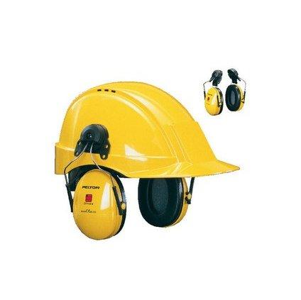 Mušľové chrániče sluchu s úchytmi na prilbu 3M PELTOR H510P3-405-GU