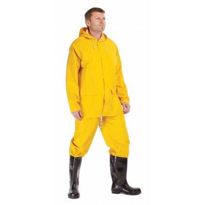 CRV ČERVA: Dvojdielny oblek do dažďa HYDRA - 0312 0007 70