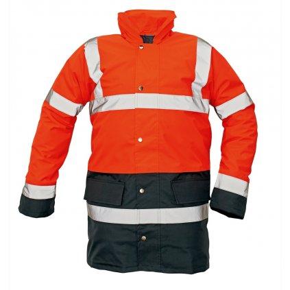 CRV ČERVA: Reflexná pracovná bunda SEFTON - 0301 0073 22