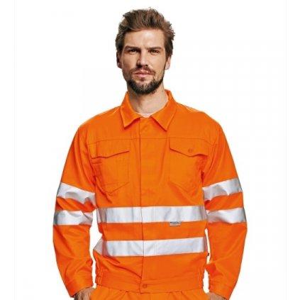 CRV KOROS: Pracovná bunda - 0301 0103 90