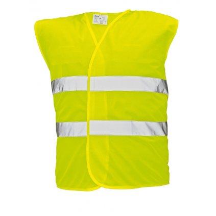 CRV LYNX: Reflexná pracovná vesta - 0303 0005 70 006