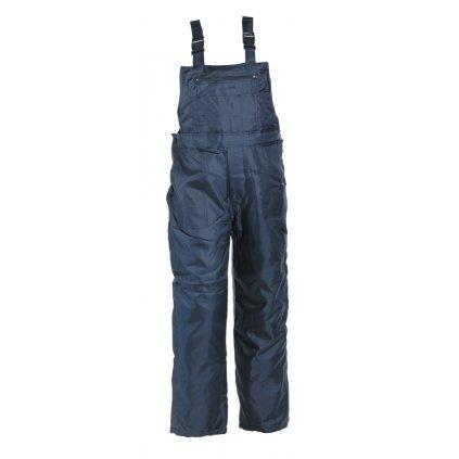 CRV TITAN: Pracovné nohavice s náprsenkou - 0302 0044 40