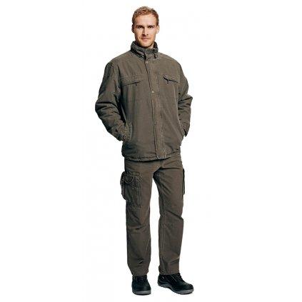 CRV UKARI: Zimná pracovná bunda - 0301 0154 14