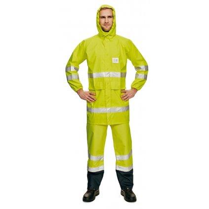 CRV VEKTOR: Antistatický plášť do dažďa - 0311 0046 79