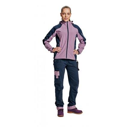 CRV YOWIE: Dámske pracovné nohavice do pása - 0302 0209 39