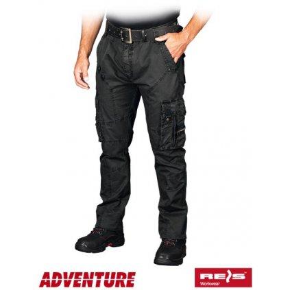 RAW ADVENTURE: Pánske nohavice SPV-COMBAT B