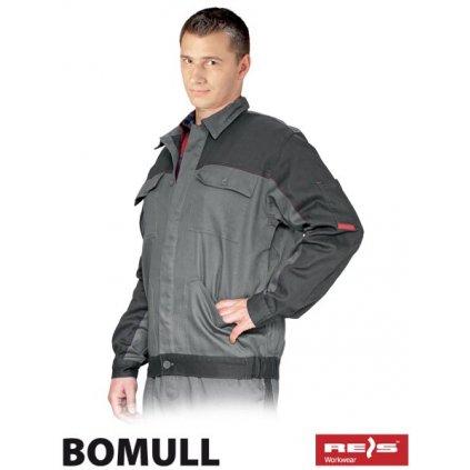 RAW BOMULL: Pracovná bunda BOMULL-J SDS