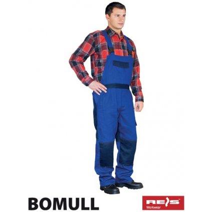 RAW BOMULL: Pracovné montérky BOMULL-B NG