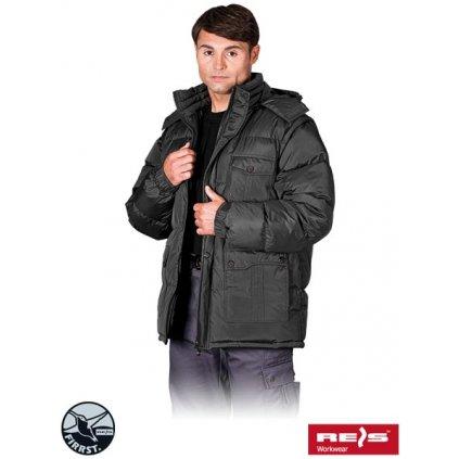 RAW FIRRST: Zimná pracovná bunda DARKMOON B