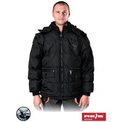 RAW FIRRST: Zimná pracovná bunda DARKNIGHT B