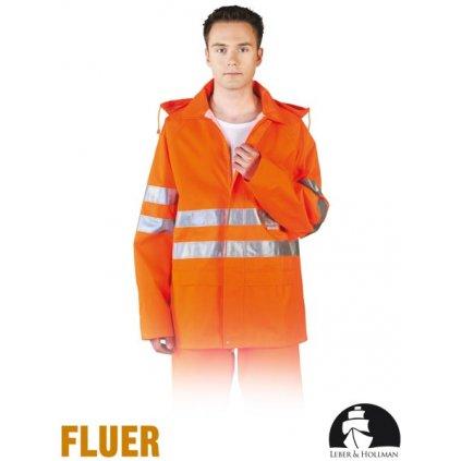 RAW FLUER: Pracovná reflexná pláštenka LH-FLUER-J P