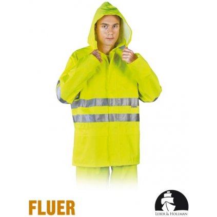 RAW FLUER: Pracovná reflexná pláštenka LH-FLUER-J Y