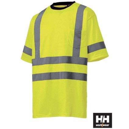 RAW HELLY HANSEN: Reflexne tričko s krátkym rukávom HH-KENIL-TS Y