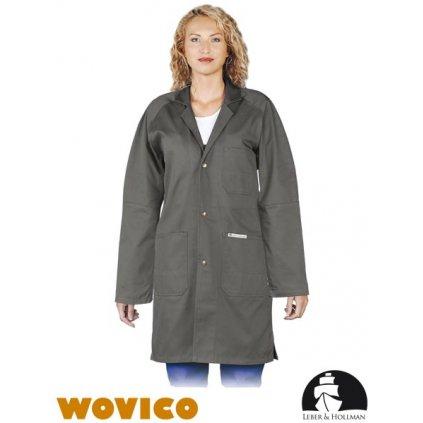RAW L&H: Dámsky pracovný plášť LH-WOMCOLER  S