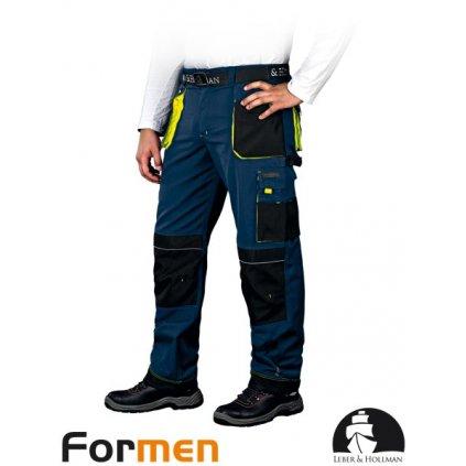 RAW L&H: Pracovné nohavice do pása LH-FMN-T GBY